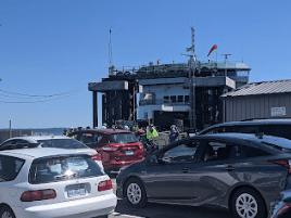Port Townsend ferry.