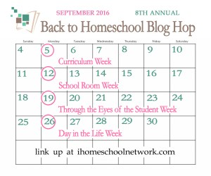 iHomeschool Blog Hop