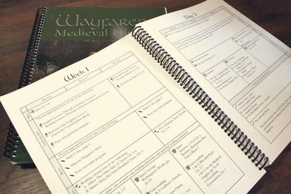 Inside Wayfarers: My Pick for a Charlotte Mason Homeschool Curriculum