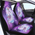 Purple Unicorn Car Seat Covers Unilovers