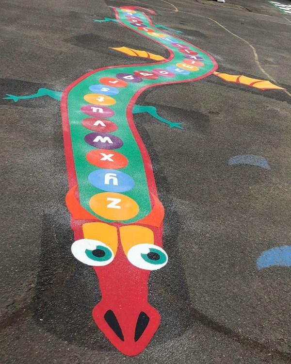 Overmark A Z Dragon PMDRAGON1 1 1 - Playground Overmarking