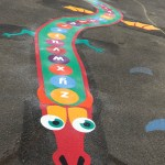 Playground Overmarking