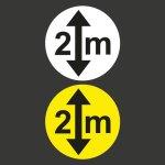 Arrow 2m Marking