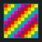 1 – 100 Grid Blank