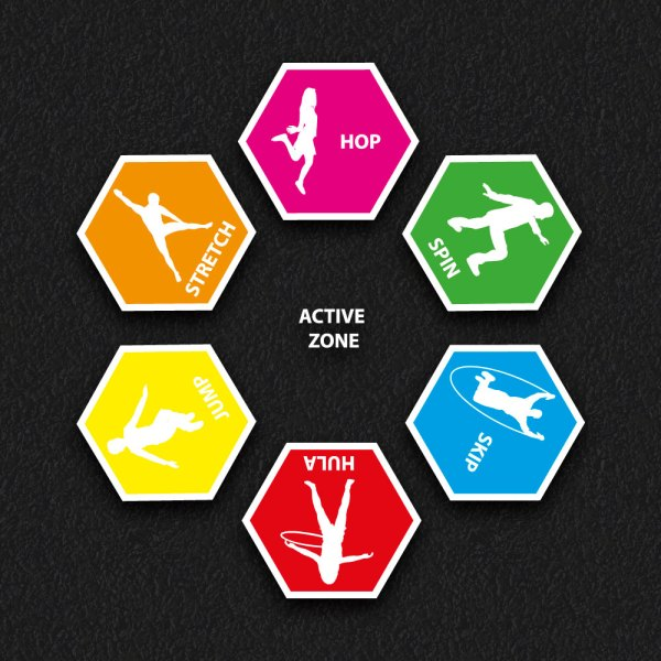 Active zone solid - Active Zone Solid