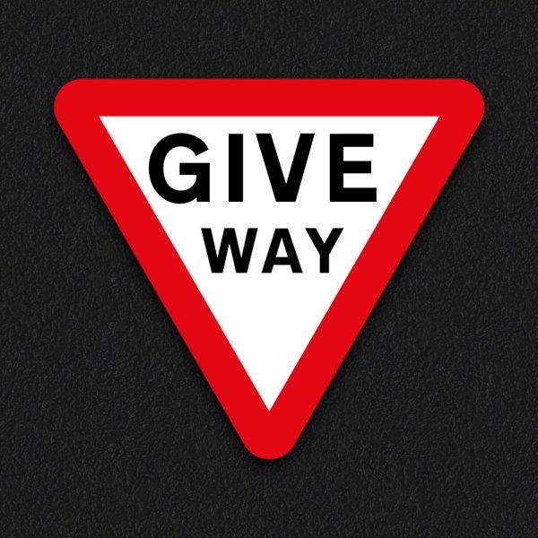 Give Way - Give Way
