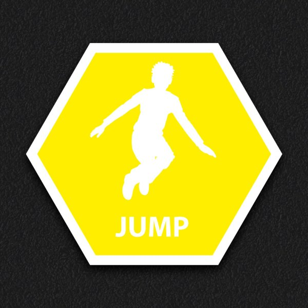 Jump Solid 1 - Jump Spot Solid