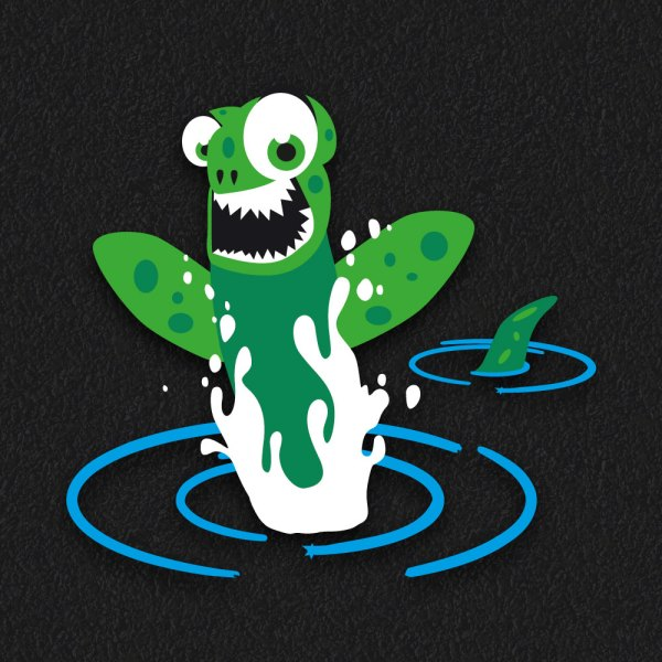 Sea Monster - Sea Monster
