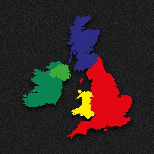 UK Map - UK Map