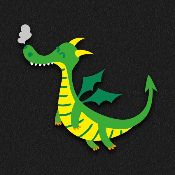 dragon - Castle Dragon
