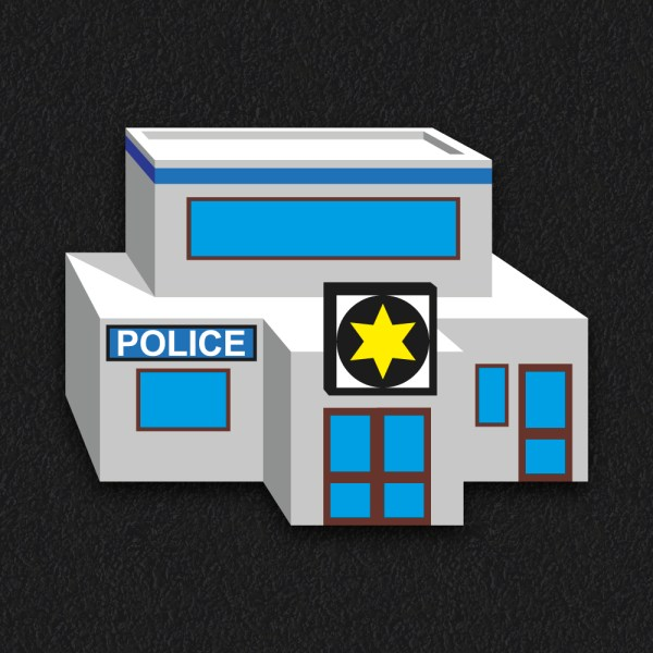 police station 1 - Police Station