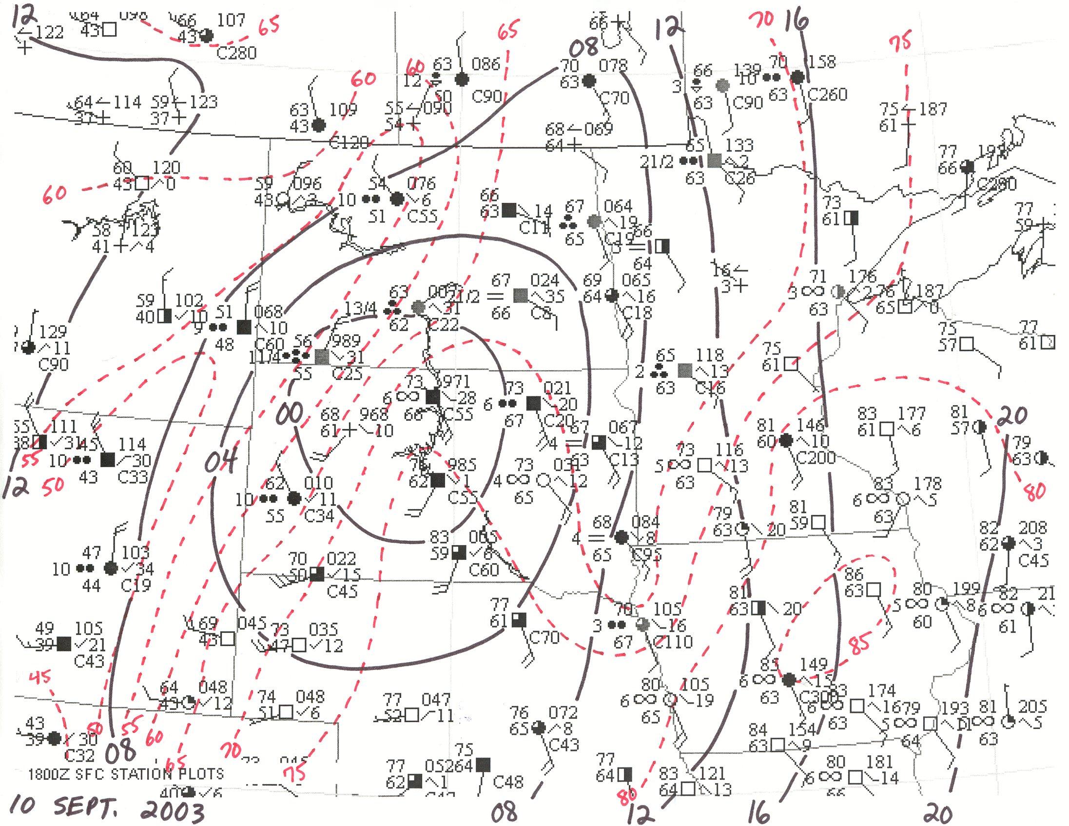 Surface Weatherysis