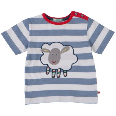 Piccallilly rainbow leg sheep t-shirt