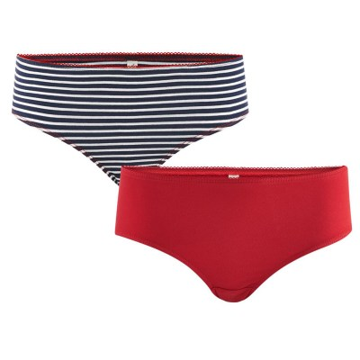 Girls briefs in organic cotton by Living Crafts