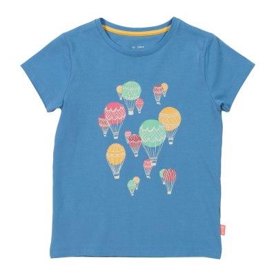 Kite balloon t-shirt organic cotton KG590SP1