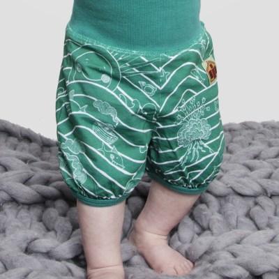 Elsemar Baby Shorts