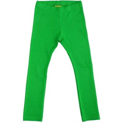 MTAF green organic cotton leggings