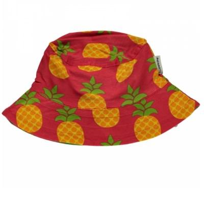 Maxomorra pineapple organic cotton sun hat