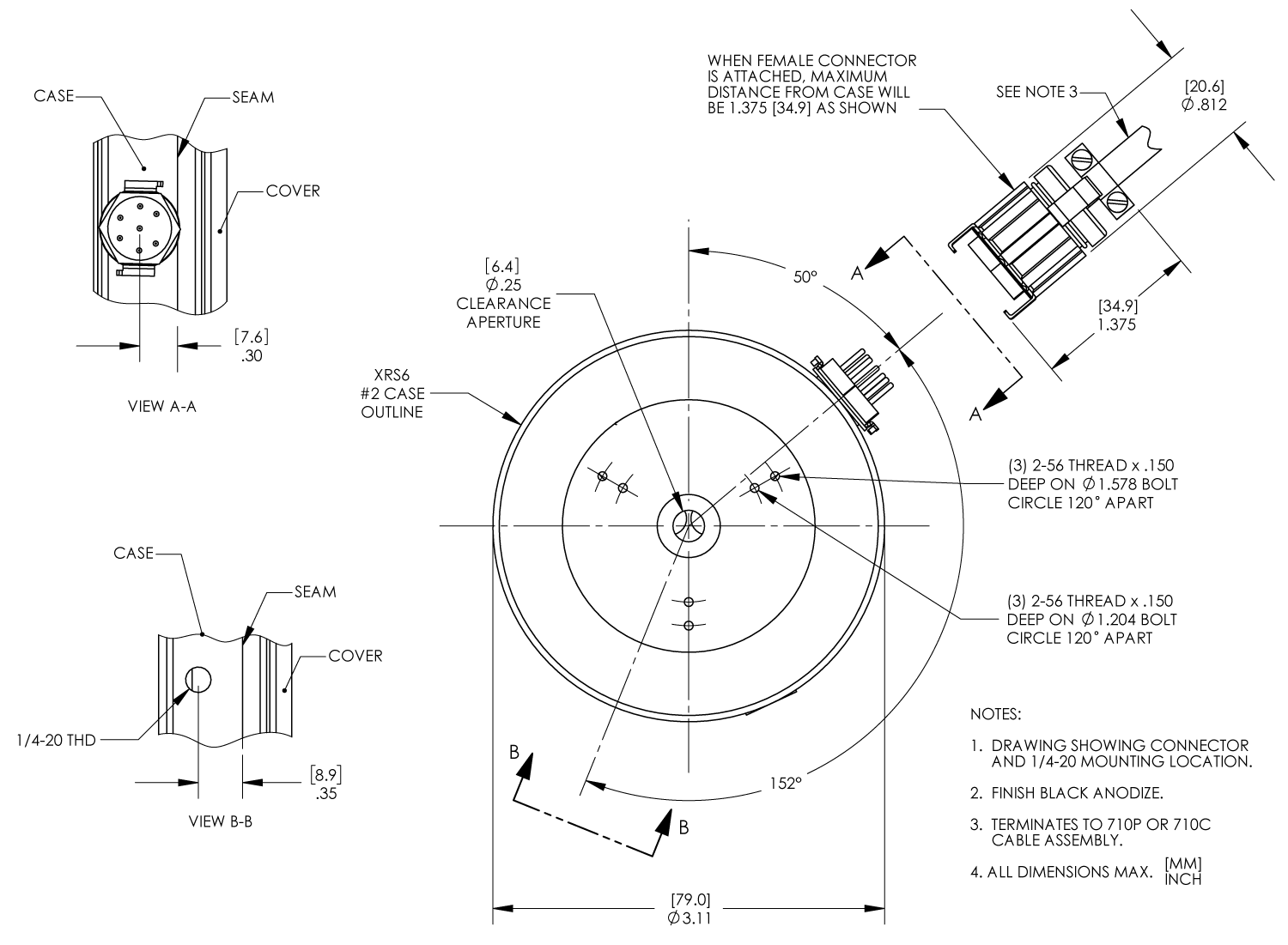 hight resolution of connector layout
