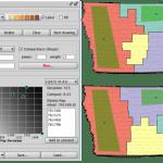 redistricting territorios comerciales software spatial data mining lab