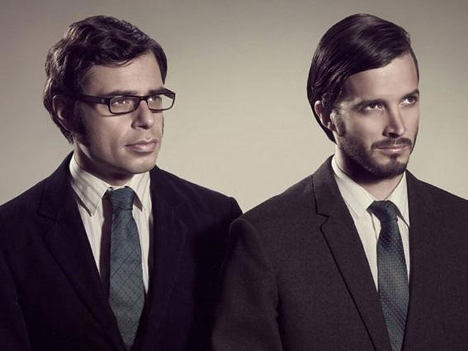 Bret McKenzie, Jemaine Clement, Flight Of The Conchords