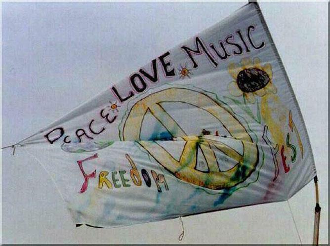 Woodstocki Fesztivál.