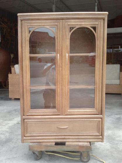 Rattan Cabinet 13