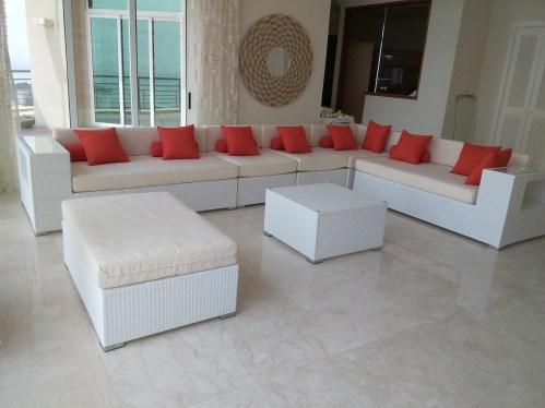 S754 Outdoor Sofa