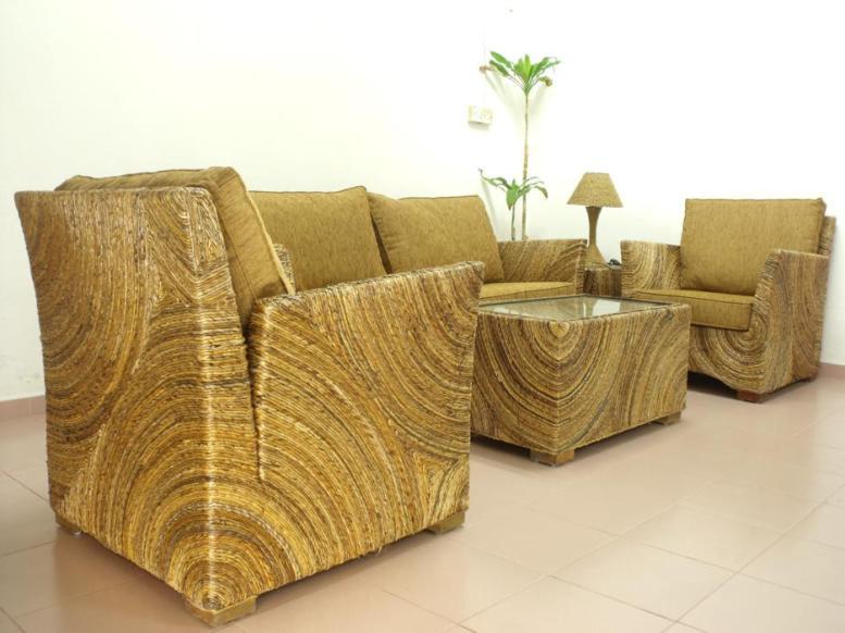 Banana Sofa Set