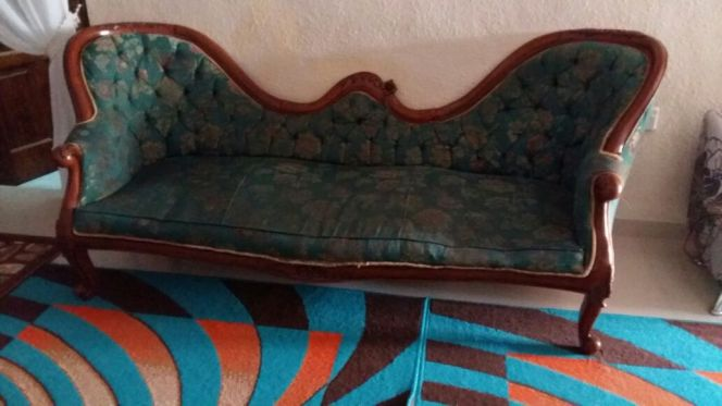 Before reupholster