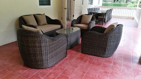 V33 Outdoor Sofa