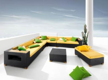 Outdoor Sofa 752