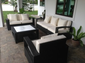 S753 Outdoor Sofa