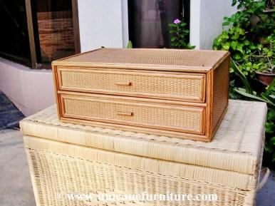 Rattan Box 0903
