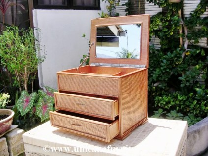 Rattan Box 1743