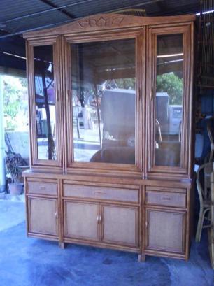 Rattan Cabinet 00133