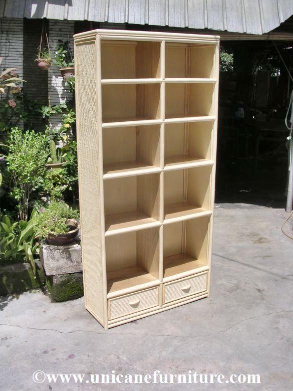 Rattan Cabinet 11