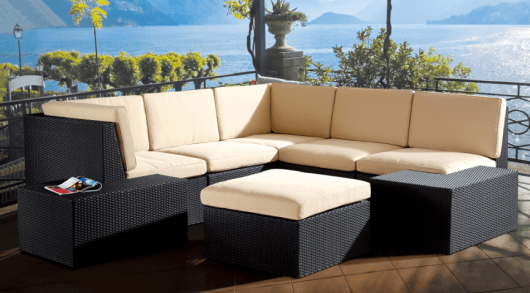 S25 Outdoor Sofa