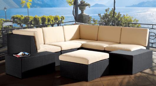 S25 Outdoor Sofa