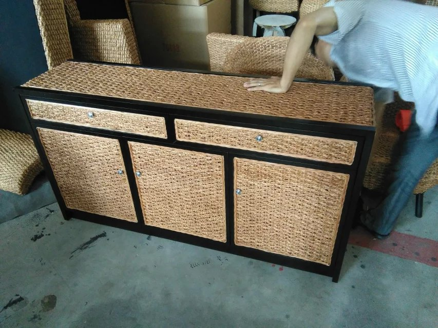 Seagrass Cabinet