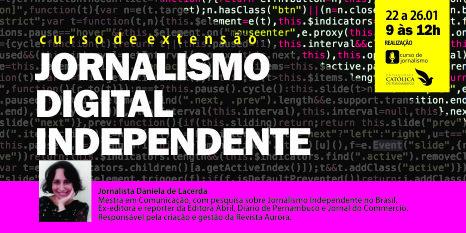 Jornalismo Digital Independente