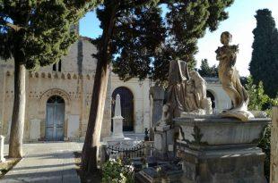Quartu Cimitero Silenzio
