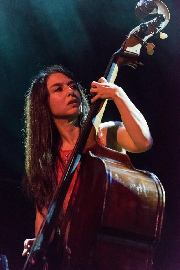 "Federica Michisanti foto fabian van der knaap m Dal 26 al 29 settembre torna a Cagliari ""Forma e Poesia nel Jazz"""