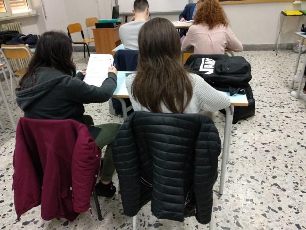 IMG 20190415 144643 Progetto MigraRe: laboratori e questionari nelle scuole della Sardegna