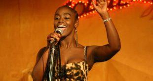 cantante di colore