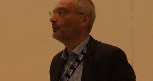 Il ricercatore Paolo Landri