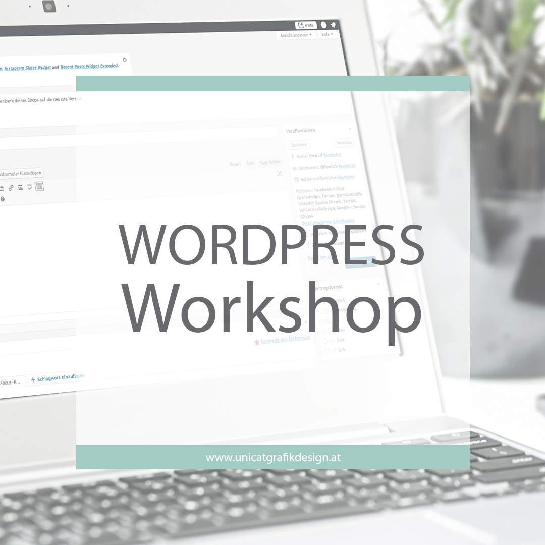 wordpress workshop