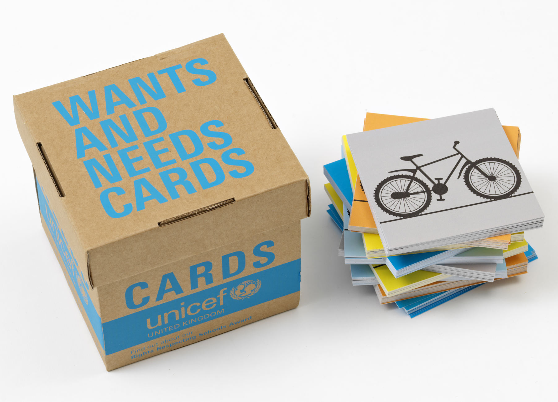 Wants And Needs Cards