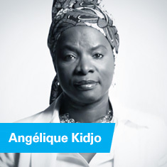 UNICEF Goodwill Ambassador Angélique Kidjo More than 700 million women alive today were married as children