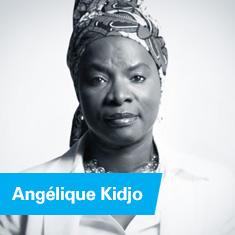 UNICEF Goodwill Ambassador Angélique Kidjo More than 700 million women alive today were married as children